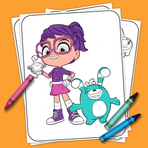 Nickelodeon Parents | Printables, coloring pages, recipes