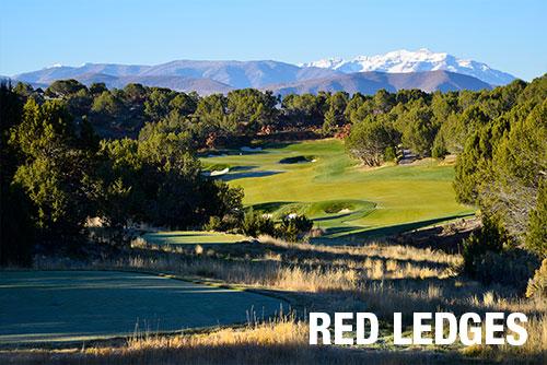 Red Ledges named best golf course in Utah