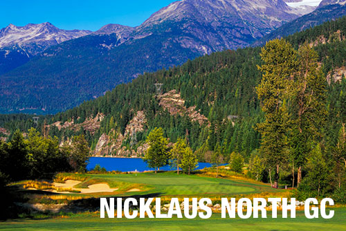 Nicklaus Cup Matches set for Canada
