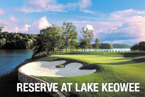 The Reserve at Lake Keowee Names New Community Club Manager