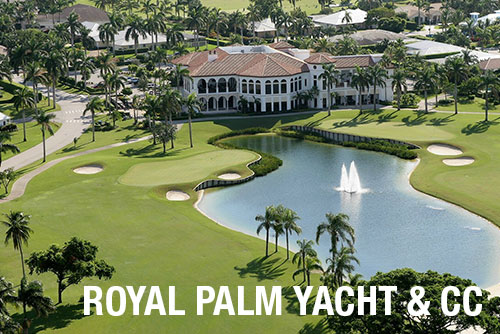 Members on board for the future of Royal Palm
