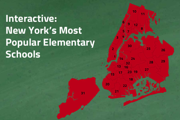 View New York's Most Popular Kindergartens