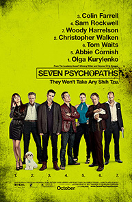 Poster for Seven Psychopaths