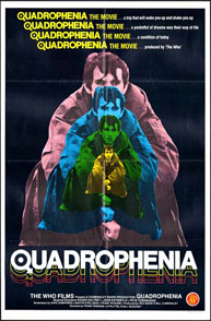 Poster for Quadrophenia