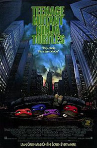 Poster for Teenage Ninja Turtles