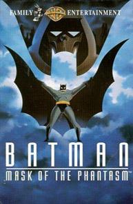 Poster for Batman: Mask of the Phantasm
