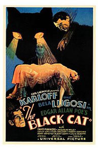 Poster for The Black Cat