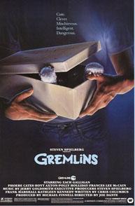 Poster for Gremlins
