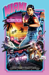 Poster for Miami Connection
