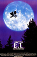 Poster for E.T. The Extraterrestrial