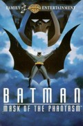 Poster for Batman Mask of Phantasm