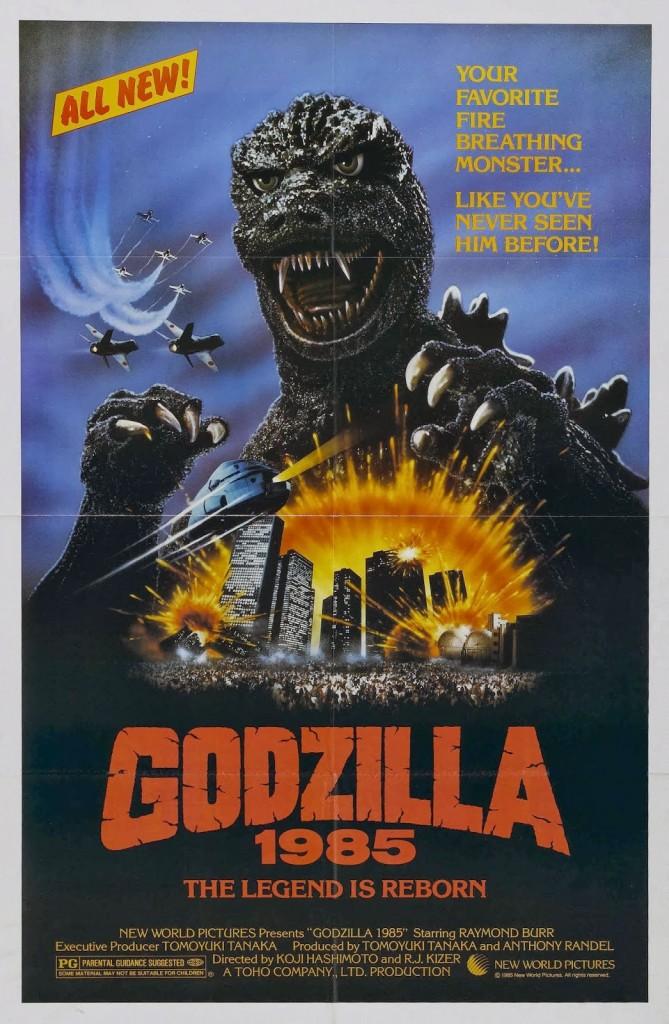 Godzilla-1985