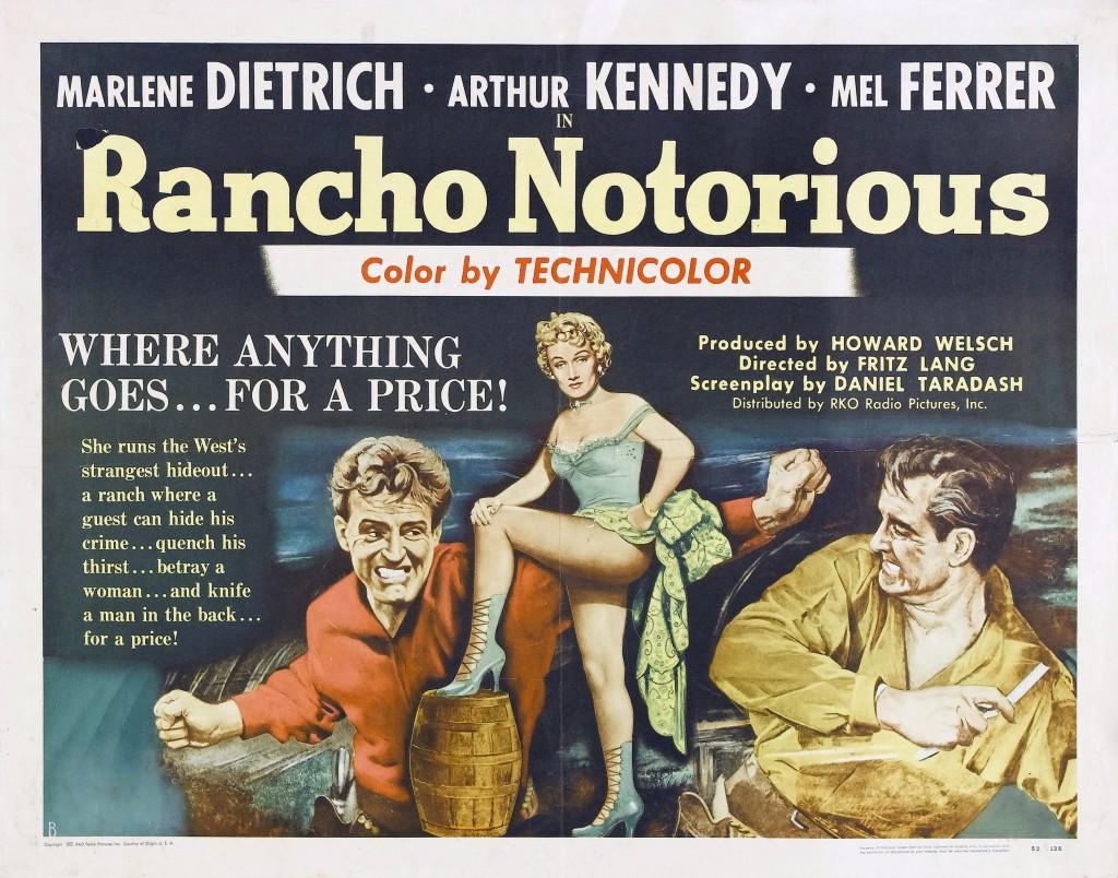 Poster - Rancho Notorious_02