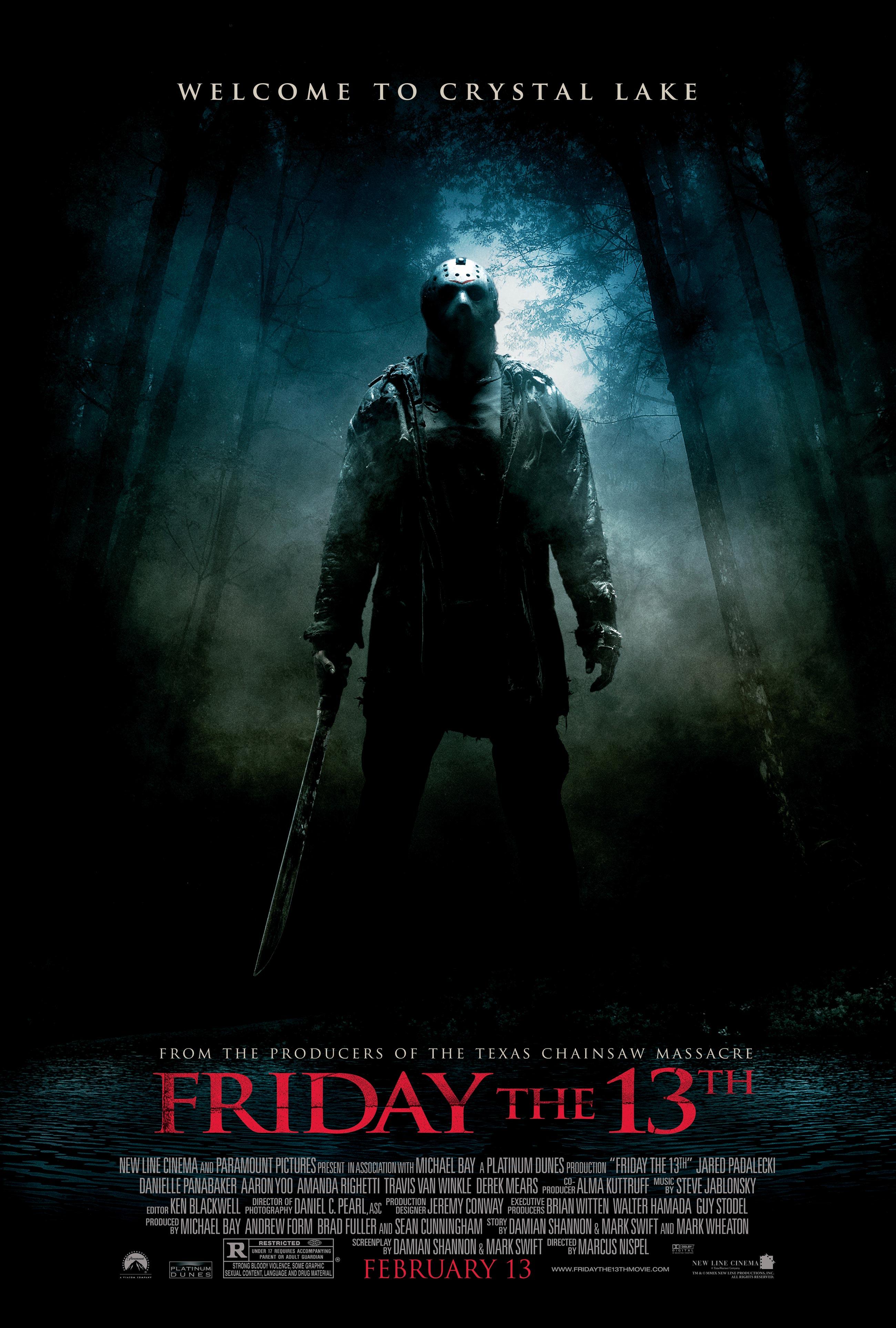 Resultado de imagen para Friday 13 poster