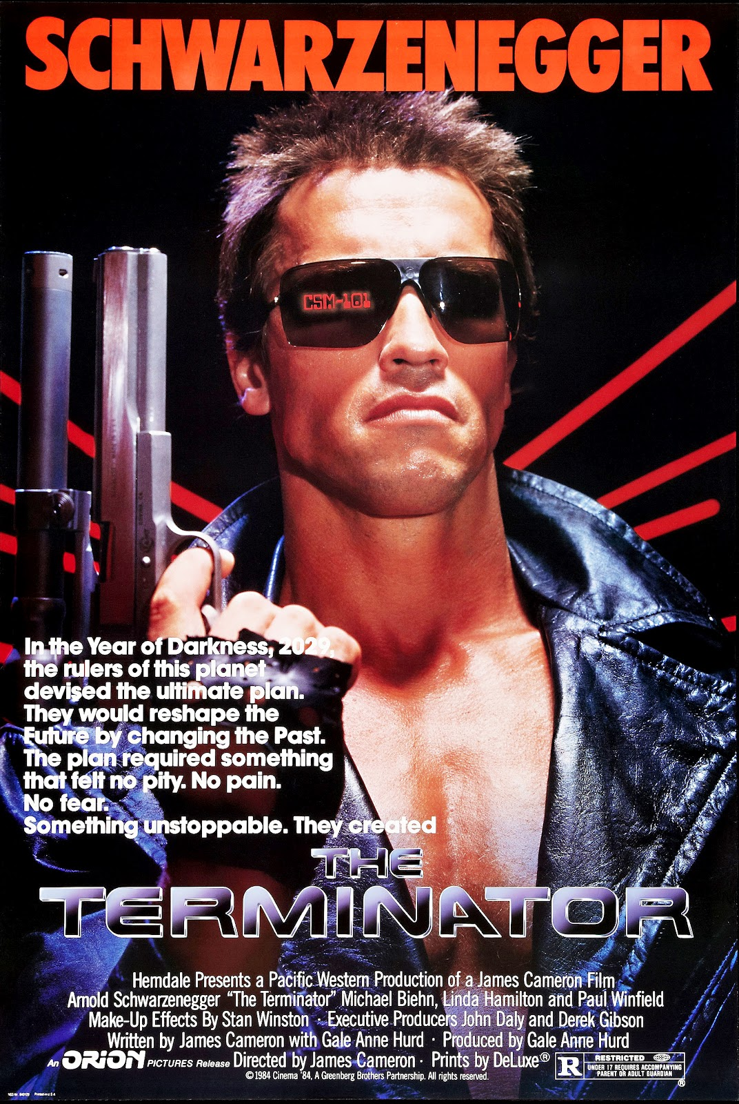 """Movie Review: """"The Terminator"""" (1984) 