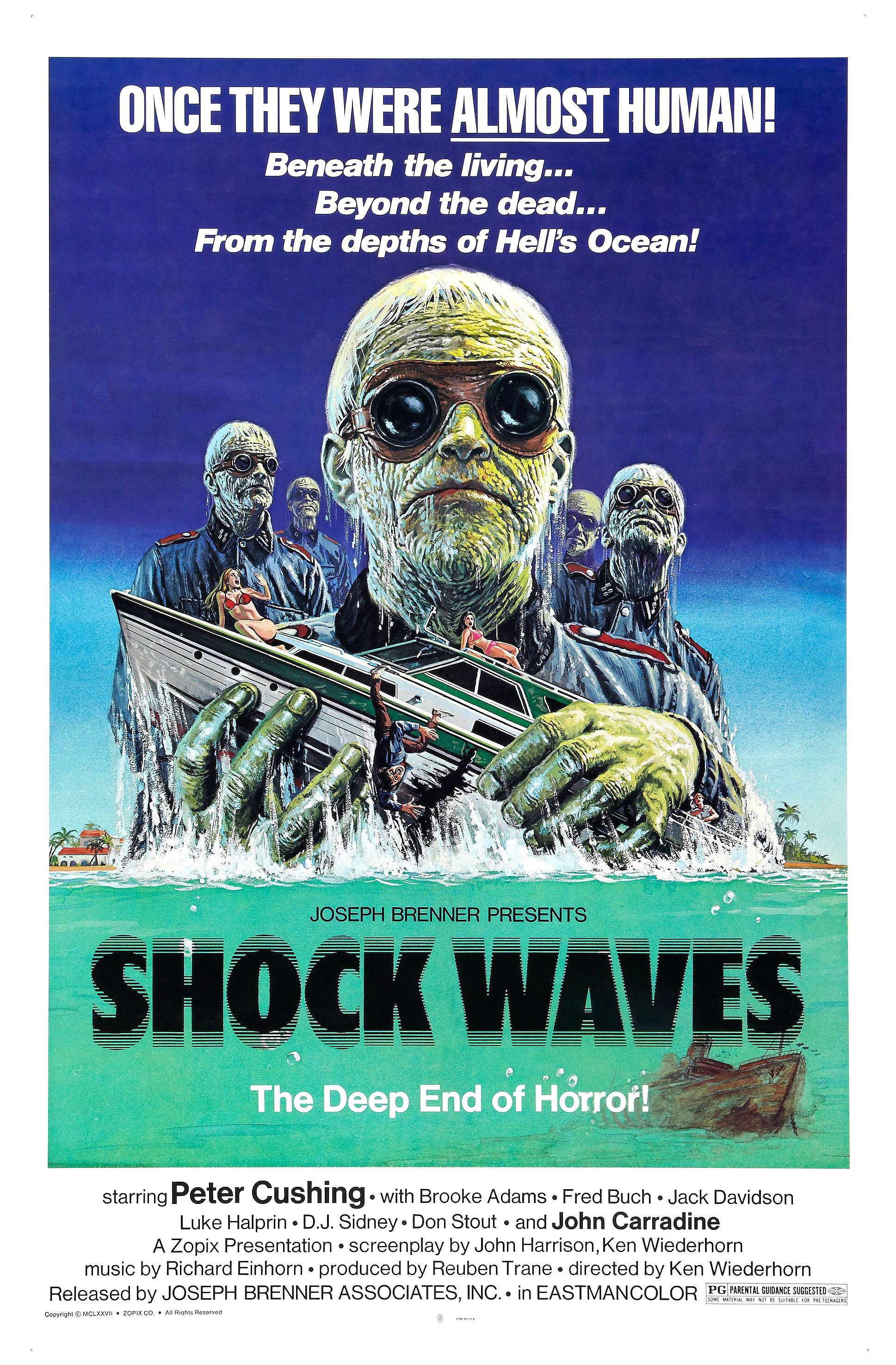 Poster for Shock Waves
