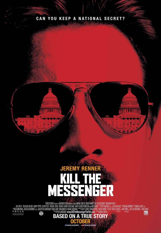 Poster for Kill the Messenger