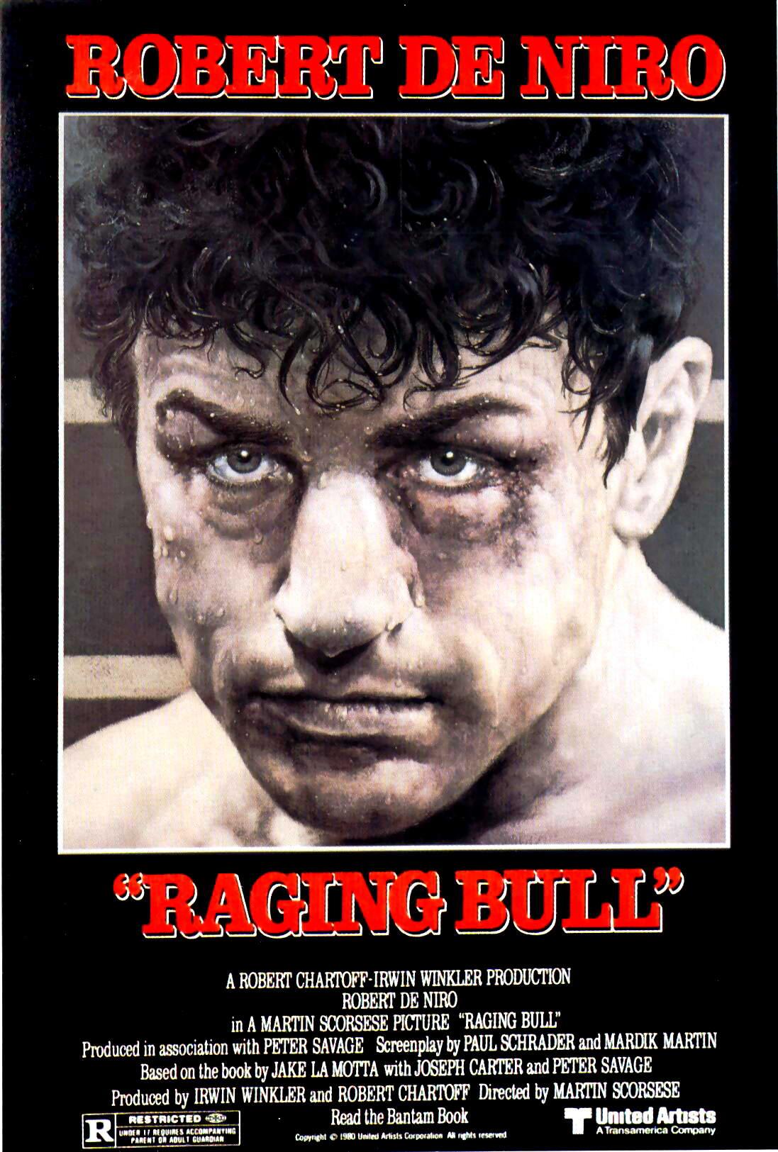 Poster for Raging Bull