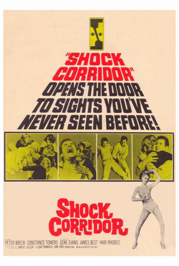Poster for Shock Corridor