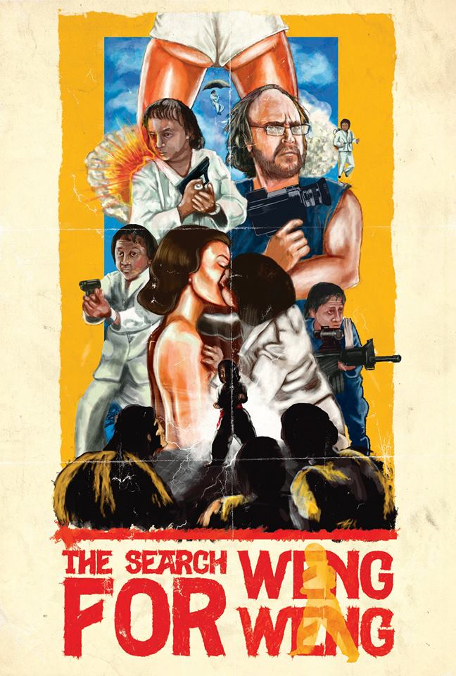Poster for The Search for Weng Weng