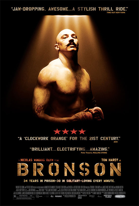 Poster for Bronson
