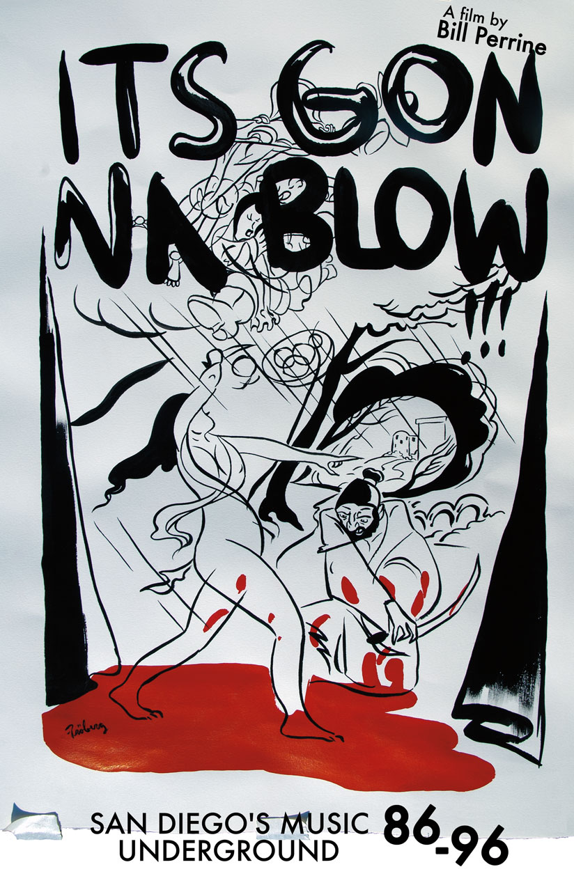 Poster for It's Gonna Blow!