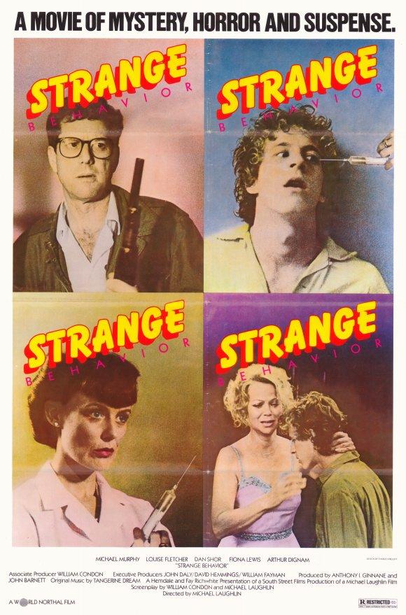 Poster for Strange Behavior