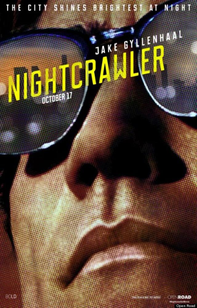 Poster for Nightcrawler