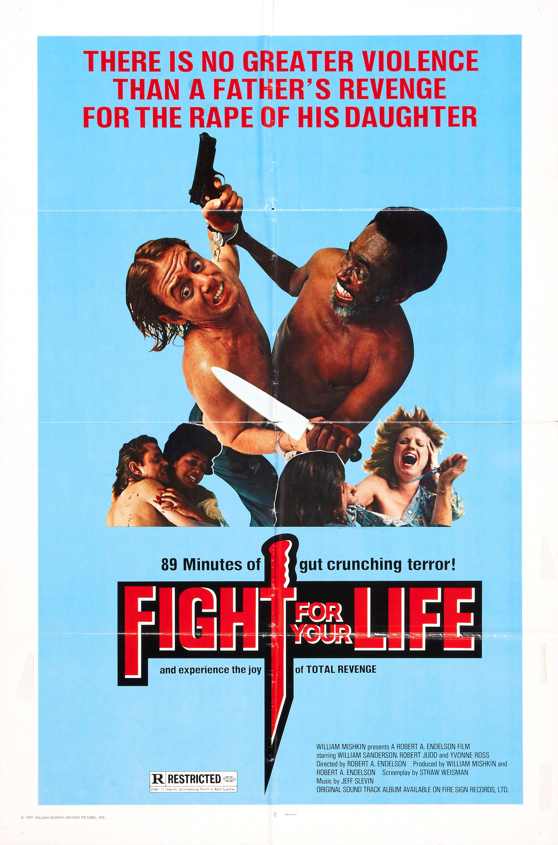 Poster for Fight for Your Life