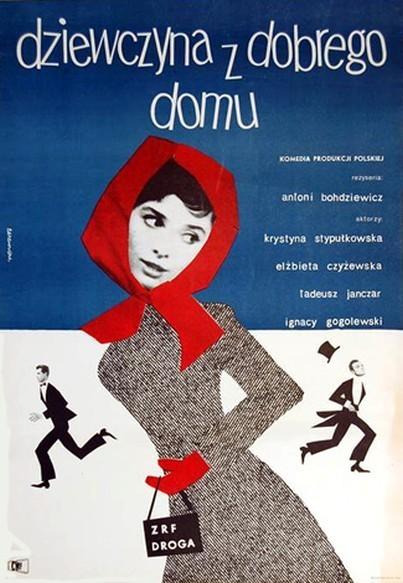 Dziewczyna z dobrego domu (1962)