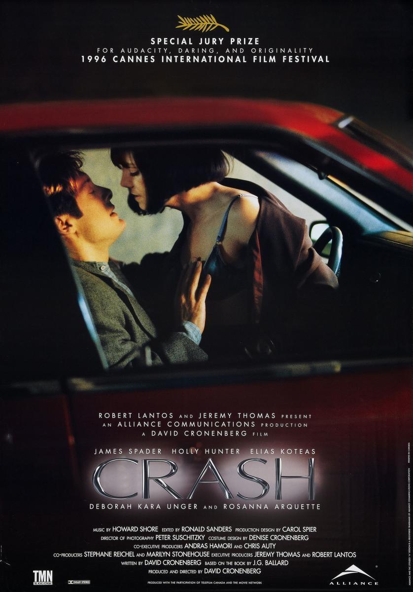Poster for Crash