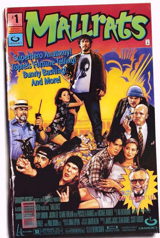 Poster for Mallrats