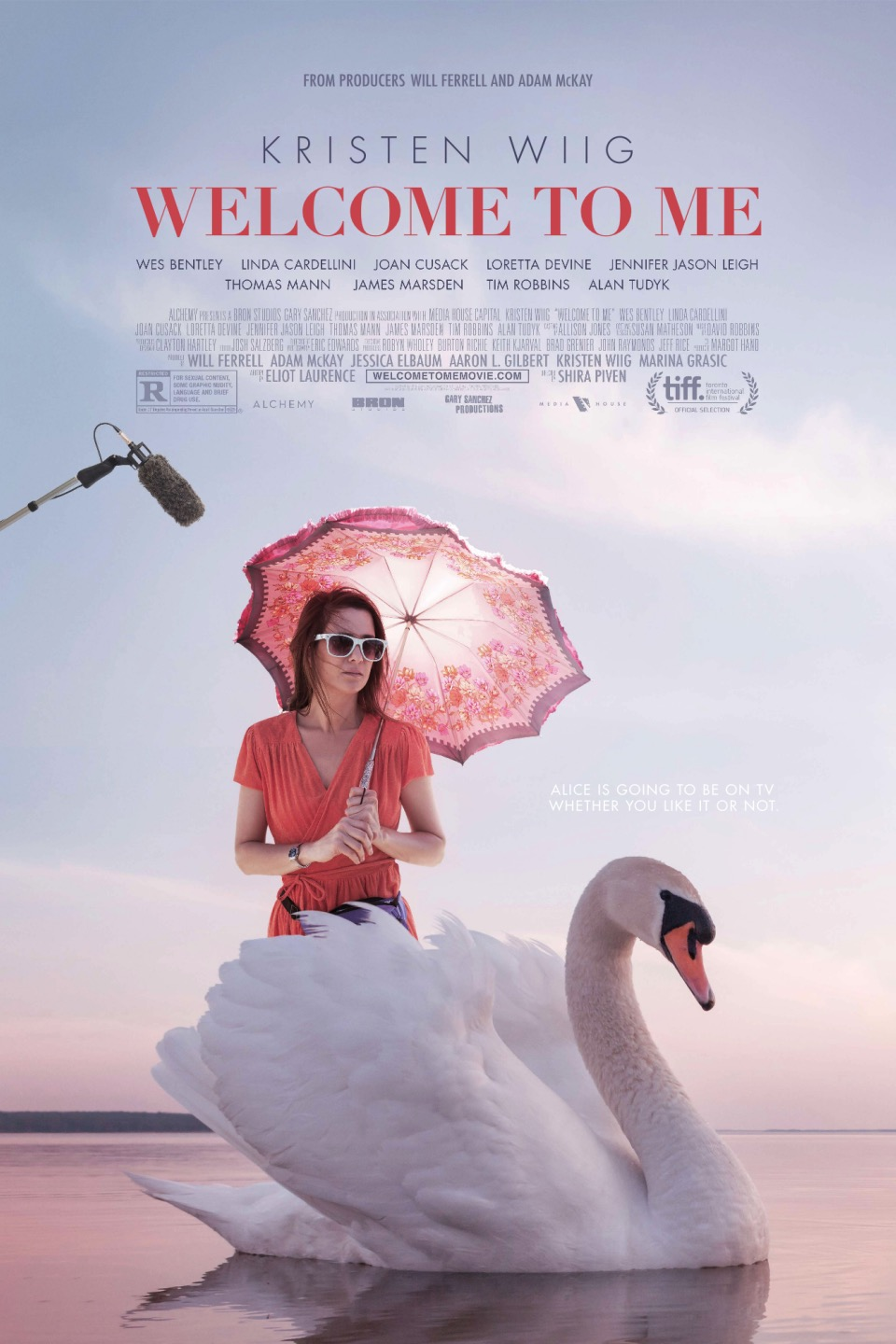 Poster for Welcome to Me