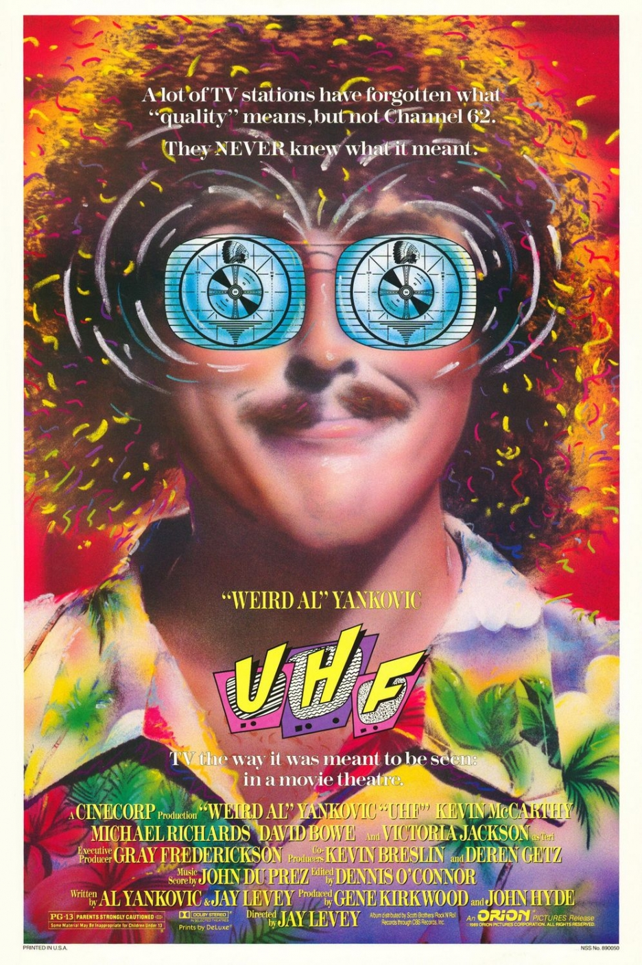 Poster for Uhf Film Feast