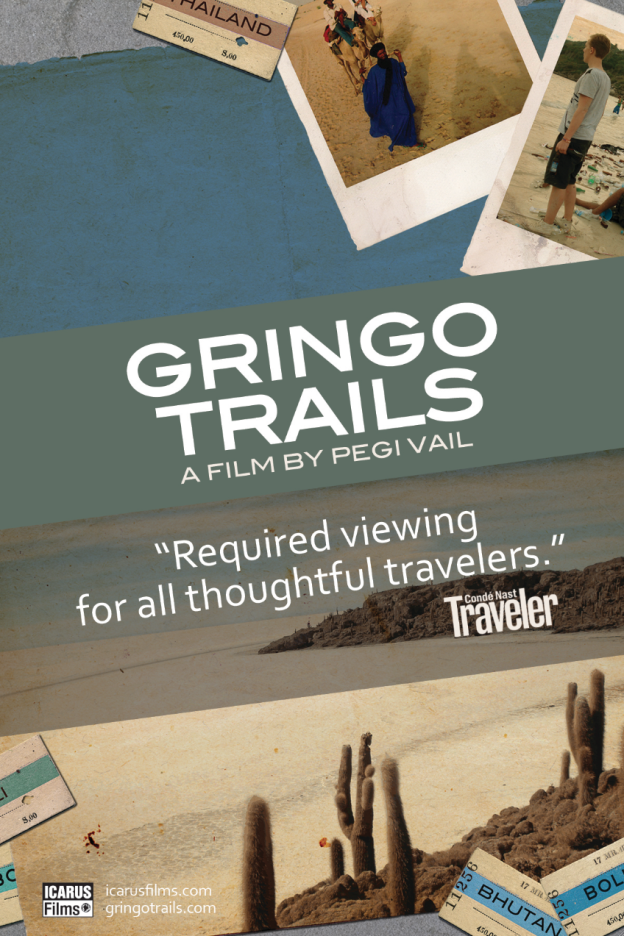 Poster for Gringo Trails