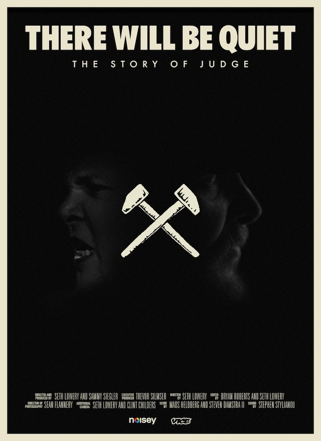 Poster for There Will Be Quiet: The Story of Judge