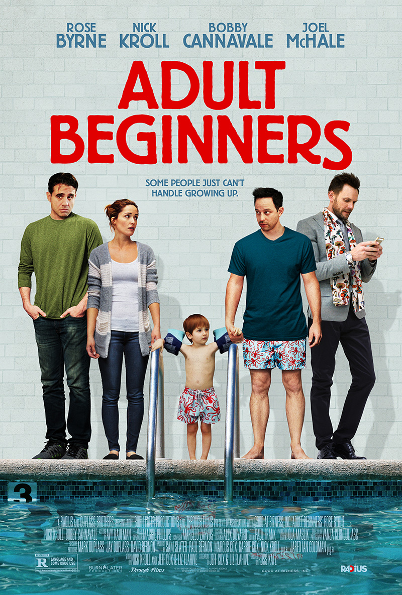 Poster for Adult Beginners