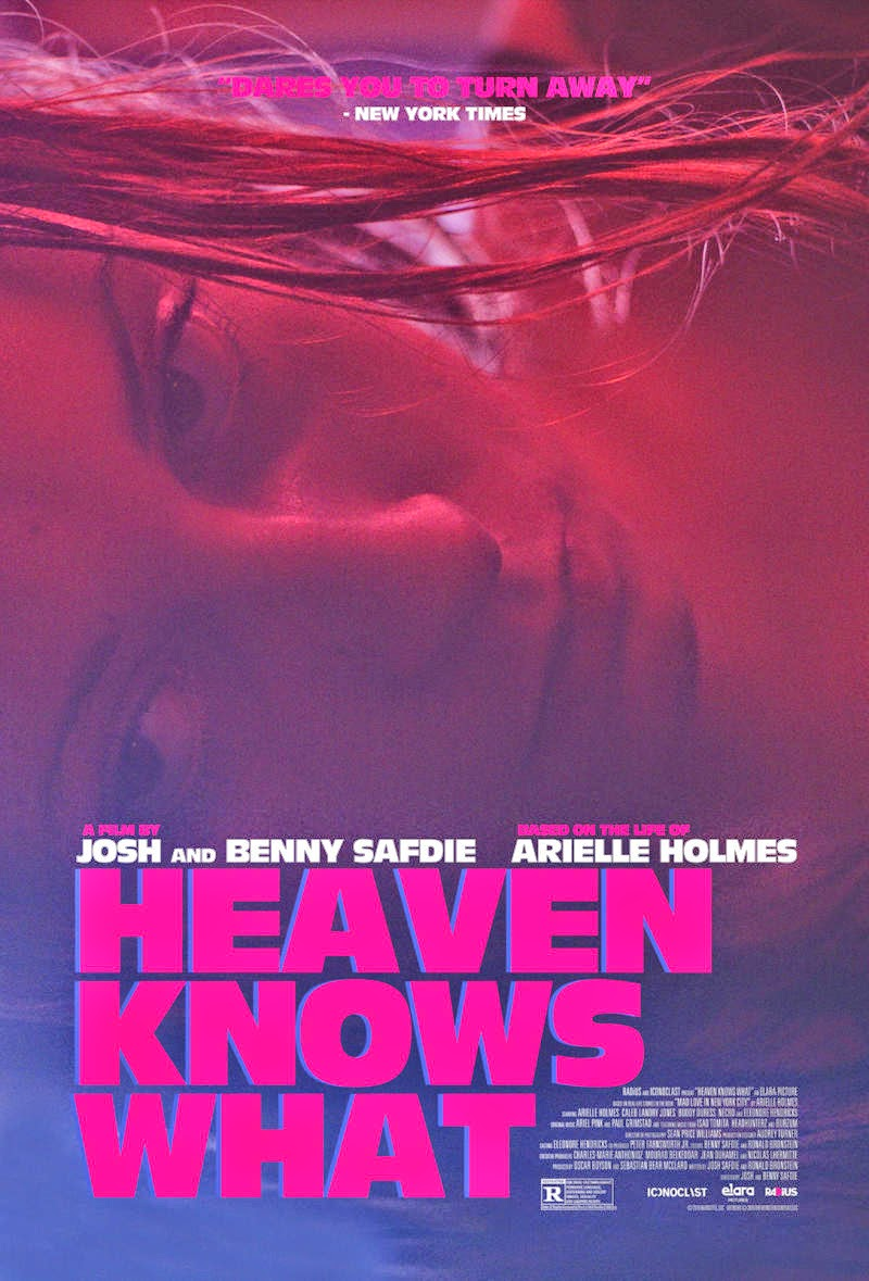 Poster for Heaven Knows What