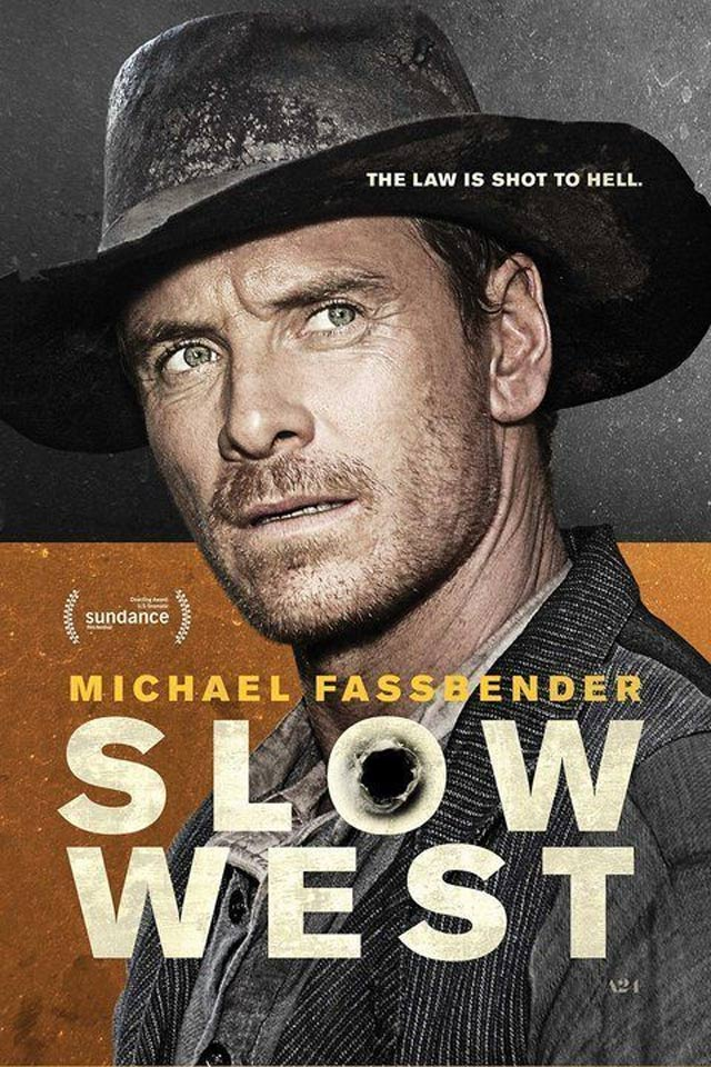 Poster for Slow West