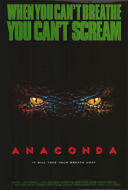 Poster for Anaconda