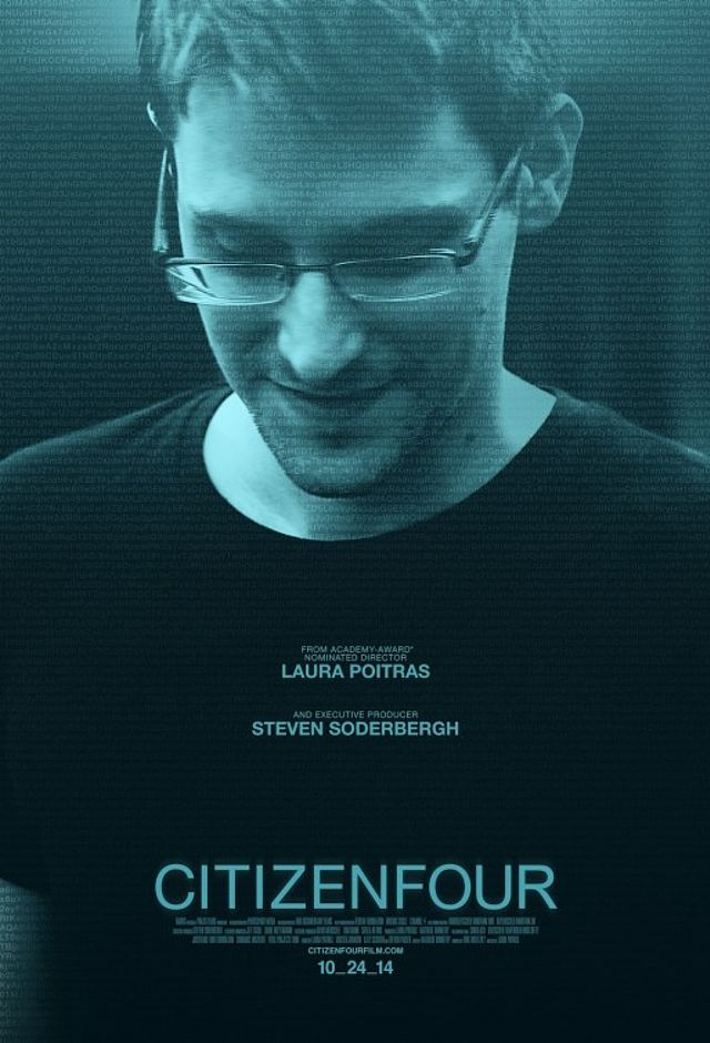 Poster for Citizenfour