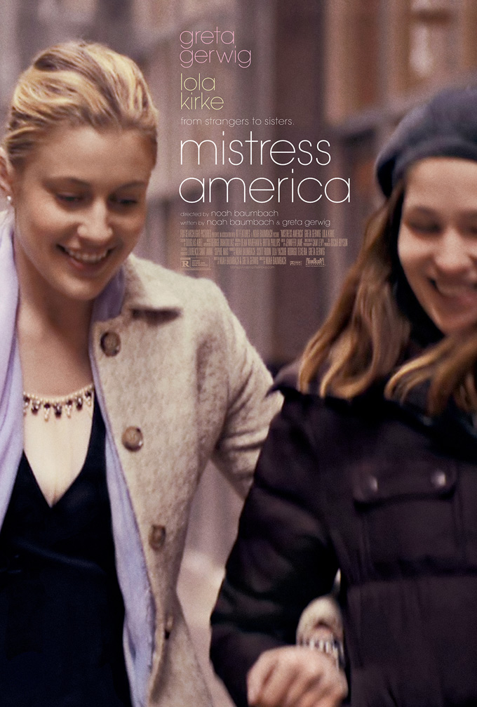 Poster for Mistress America