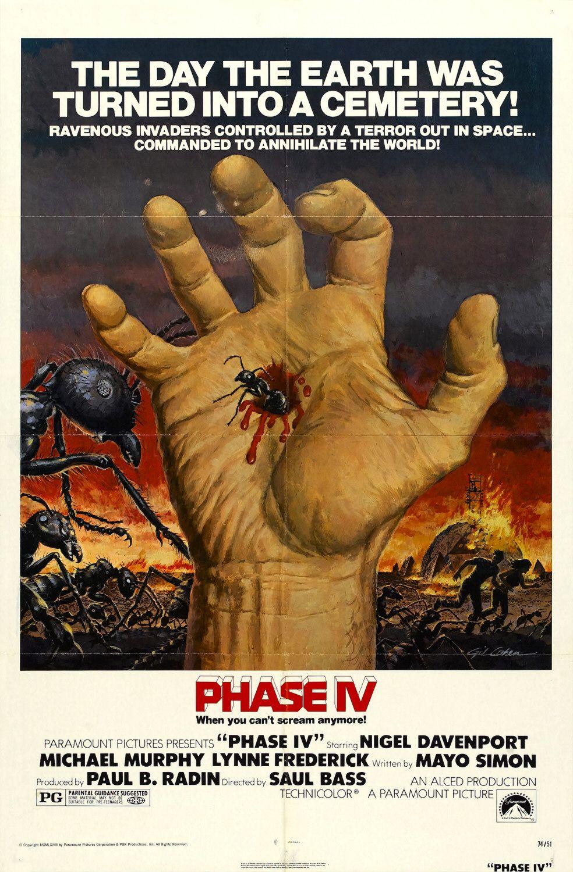Poster for Phase Iv