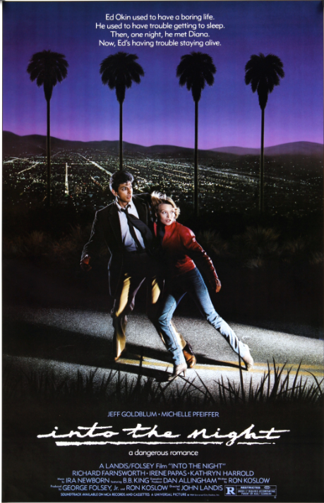 Poster for Into the Night