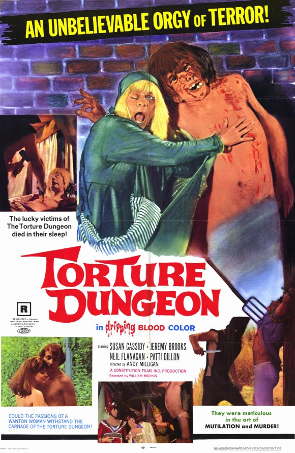 Poster for Torture Dungeon