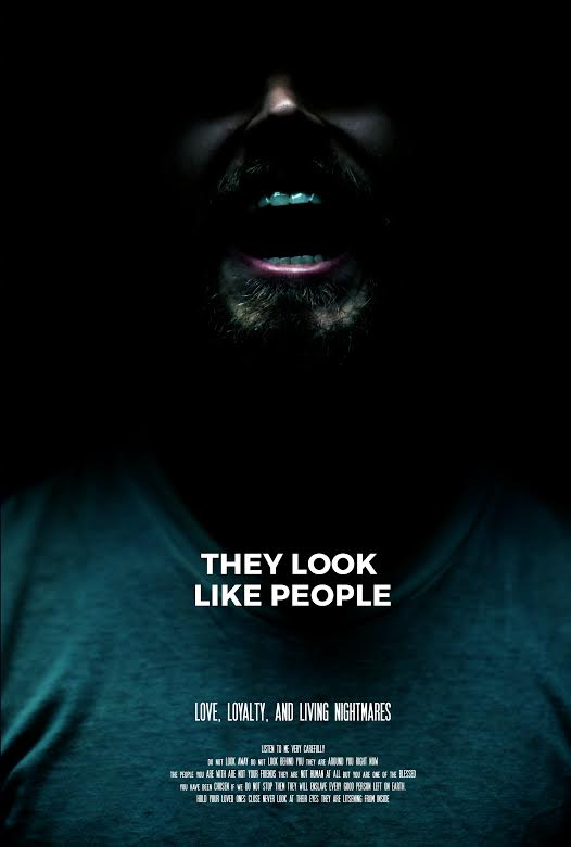 Poster for They Look Like People