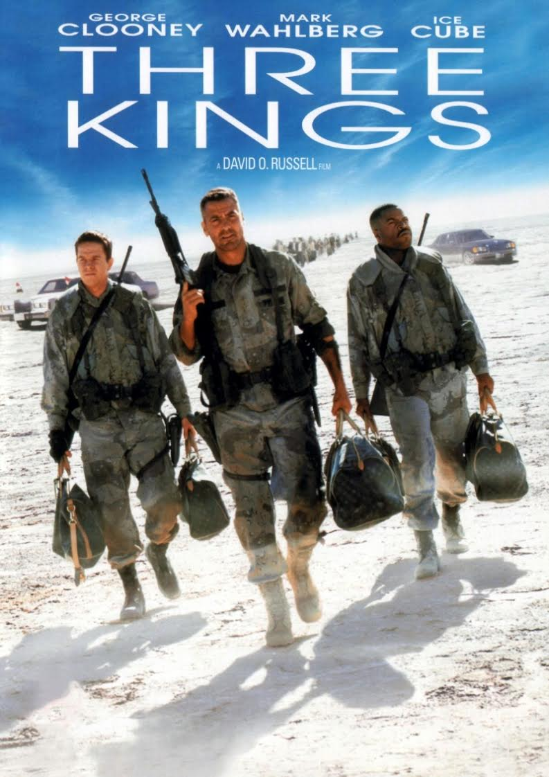 Poster for Three Kings