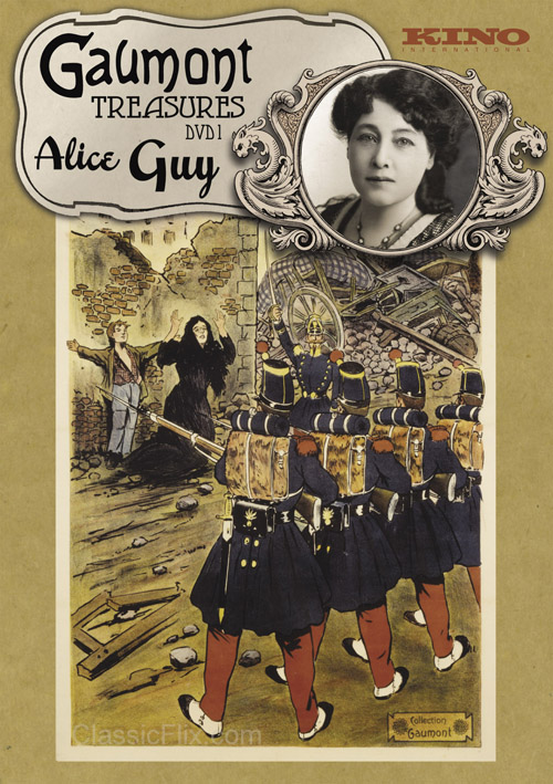 Poster for The FILMS OF ALICE GUY-BLACHÉ