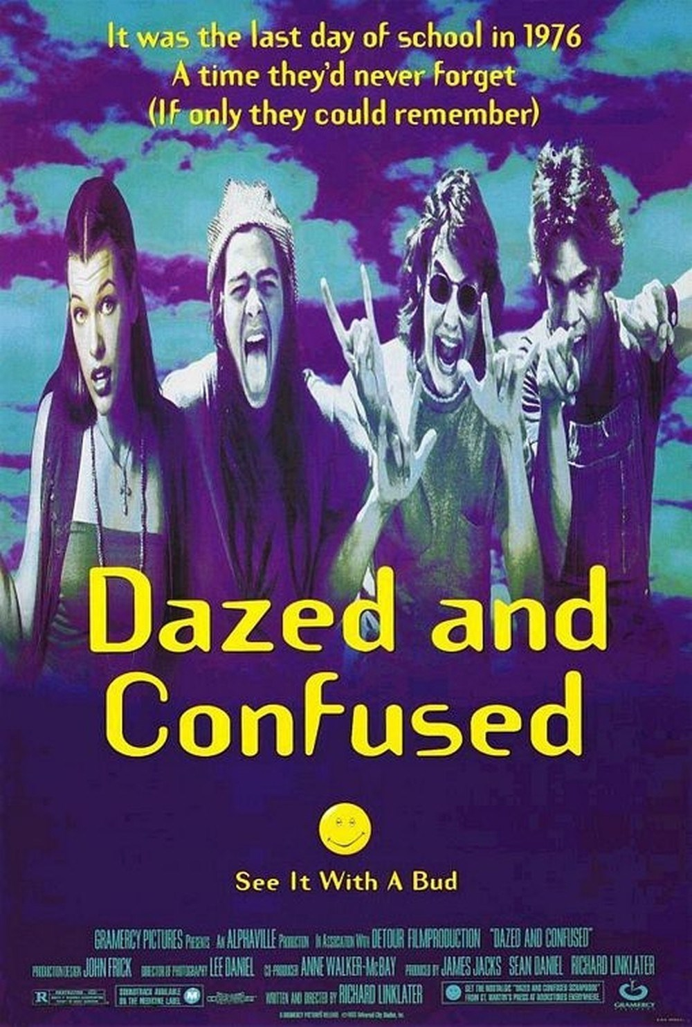 Poster for Dazed and Confused