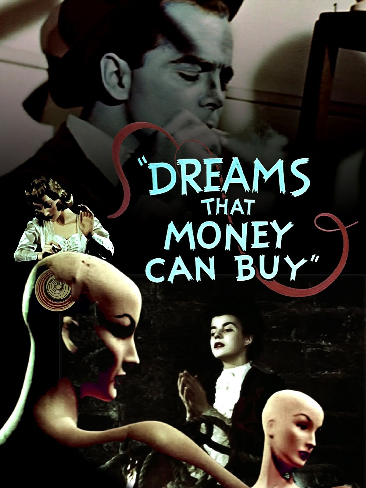 Poster for Dada Brunch: Dreams That Money Can Buy